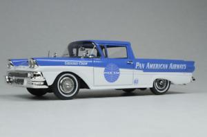 Goldvarg Collection 1/43 PAN AM Pan American 1958 Ford Ranchero PAA-002