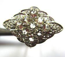 857 - Attraktiver Ring mit Skapolith und Topas aus 925 Silber - 2175