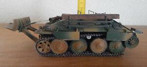 Tamiya Verlinden Airfix 1/35 ???   2WW deutscher Panzer Fahrzeug Nr.46 Bastler