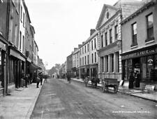 Photo. ca 1894. Ireland.  Dublin Street, Carlow, County