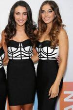 Knee Length Polyester Sleeveless Dresses for Women