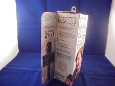 New listing Tzumi Pop Solo Bluetooth 2 In 1 Karaoke Microphone & Speaker 4901 B - New