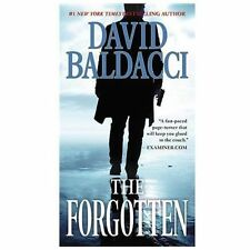 The Forgotten - David Baldacci Paperback