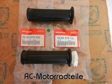 Honda CBR 900 Gasgriffrohr Griffgummi Set Grip Pipe Throttle Set New Original