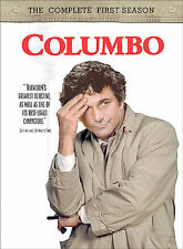 Columbo - The Complete First Season (DVD, 2004, 5-Disc Set)
