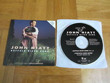 JOHN HIATT Buffalo River Home 1994 FRANCE CD single with acoustic track