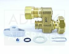 VAILLANT ECOTEC PLUS 824 831 837 937 COLD WATER INLET VALVE 0020010295
