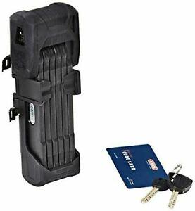 ABUS Bordo Granit x Plus 6500/85cm Shy Security Level 15 Bike Locks Black