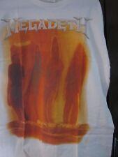 MEGADETH 1994 We are Damned Youthanasia vintage licensed licensed concert shirt
