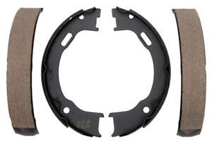 Parking Brake Shoe-Bonded Rear|ACDelco Pro Brakes 17745B - Fast Shipping
