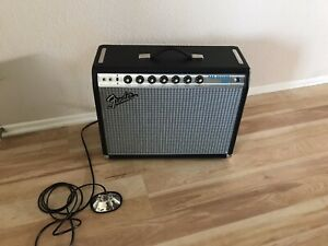 Fender '68 Custom Pro Reverb excellent condition, Free shipping