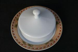 Rosenthal Classic Butterglocke,rund,2 teilig,