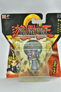 Yu-Gi-Oh - Dark Sage - Mattel MOSC Vintage MINI Figure Takahashi