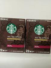 New listing Starbucks Sumatra Dark Roast, K-Cup for Keurig Brewers, 400 Count Exp 6/20