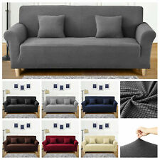 Stretch Sofa Slipcovers Washable Pet Protector Soft Couch Covers 1/2/3/4 Spandex