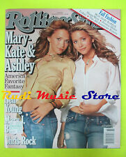 ROLLING STONE USA MAGAZINE 930/2003 Mary-Kate And Ashley Mary J. Blige No cd