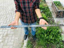 Custom Handmade Damascus Steel Billet Cable Twist Pattern For Knife Making