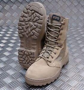 `Genuine British Army Issue Magnum Desert Assault / Combat Boots Amazon 5