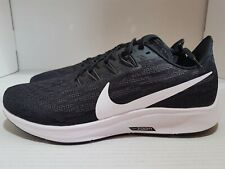 Nike Air Zoom Pegasus 36 Mens Extra Wide Running Trainers - Size 8.5 - RRP £105