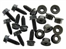 Chrysler Body Bolts & Flange Nuts- M8-1.25mm x 25mm Long- 13mm Hex- 20 pcs- #133
