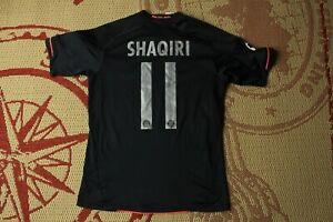 BAYERN MUNICH SHAQIRI # 11 2012 2013 FOOTBALL SHIRT JERSEY THIRD ADIDAS ORIGINAL