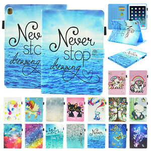 """For iPad 7th Gen 10.2"""" 2019 Smart Flip Folio Leather Stand Shockproof Case Cover"""