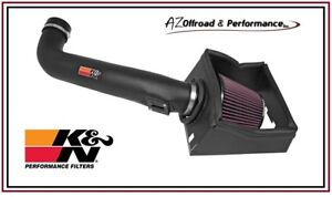 K&N FIPK 57 Series Air Intake System 07-10 Ford & Lincoln 5.4L V8 Truck & SUV