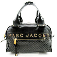 MARC JACOBS Tote Bag Leather  Used Auth C3605