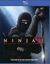 Ninja II: Shadow of a Tear (Blu-ray Disc, 2013)