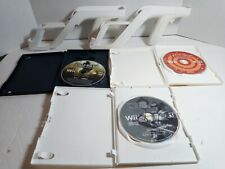 2 Wii Zapper Guns 3 Shooter Games Lot w/ Zelda OEM Official Nintendo Fast Ship