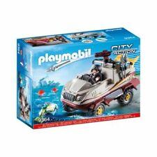Playmobil police camion