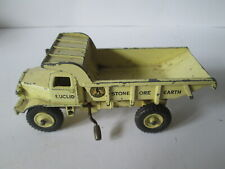Dinky supertoy Euclid 965 dump truck.Meccano ltd.Diecast truck.