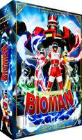 ★Bioman ★ Intégrale Collector 9 DVD