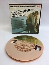 Glen Compbell By the Tim I Get to Phoenix 4-Track Reel to Reel Y1T-2841