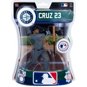 "Nelson Cruz (Seattle Mariners) 2016 MLB 6"" Figure Imports Dragon"