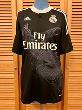 Real Madrid 2014-2015 third Ronaldo CR7 football shirt jersey maillot camiseta