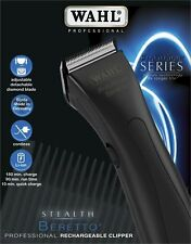 WAHL BERETTO STEALTH LIMITED EDITION  AKKU HAARSCHNEIDEMASCHINE 0,7 MM - 12 MM