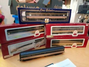 Dapol/Lima Model Railways BR Intercity Carriages x6 assorted