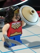 LEGO SUPER HEROES DOOMSDAY Mighty MICRO Wonder Woman Minifigure New set 76070