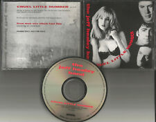 JEFF HEALEY BAND Cruel Little Number ULTRA RARE 1995 USA PROMO DJ CD single