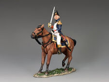 King and Country Mounted Officer NA367