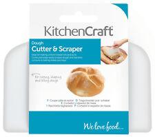 Kitchen Craft Profesional Heavy Duty Masa De Pan Raspador, levantador & Cutter