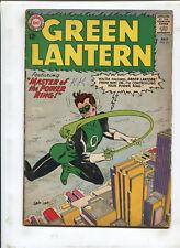 Green Lantern Ring en acier bleu rouge argent DC corps Comics Super Héros Vert MN47