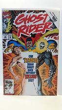 Marvel Comics Vol 2 Ghost Rider 32 Bagged and Boarded 1990 to 1998 series