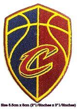 Nuevo Cleveland Cavaliers Baloncesto Deporte Bordado Parche en hierro, Coser En