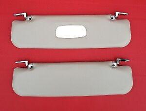 Parasole dx e sx colore avorio Lancia Fuivia coupè e varie  (supporto esterno)