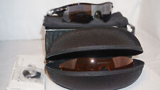 New Authentic OAKLEY RADARLOCK PATH Black/Black Iridi & Persimmon OO9181-01