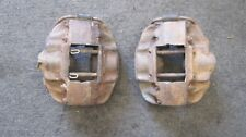 Early PAIR Porsche 911/912  Brake Calipers REAR Left & Right 901 Style