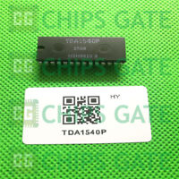 1PCS PHILIPS TDA1540P DIP-28 Stereo 4fs data input up-sampling IC