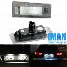 2× Error Free LED Number License Plate Light Lamp For Hyundai Elantra 2011-2017